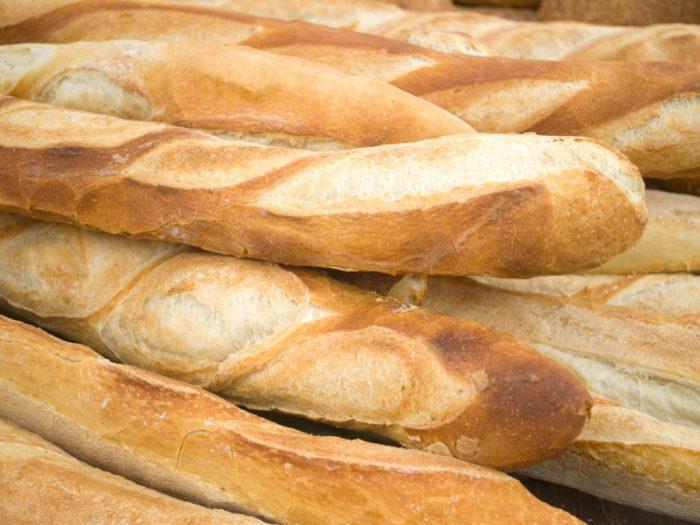 pan congelado Almería